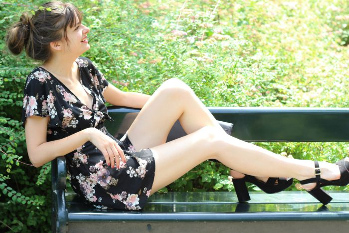 My Favourite Playsuit | OOTD