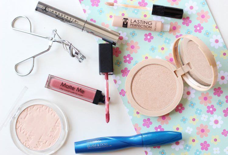 My Current Minimal Summer Makeup Routine