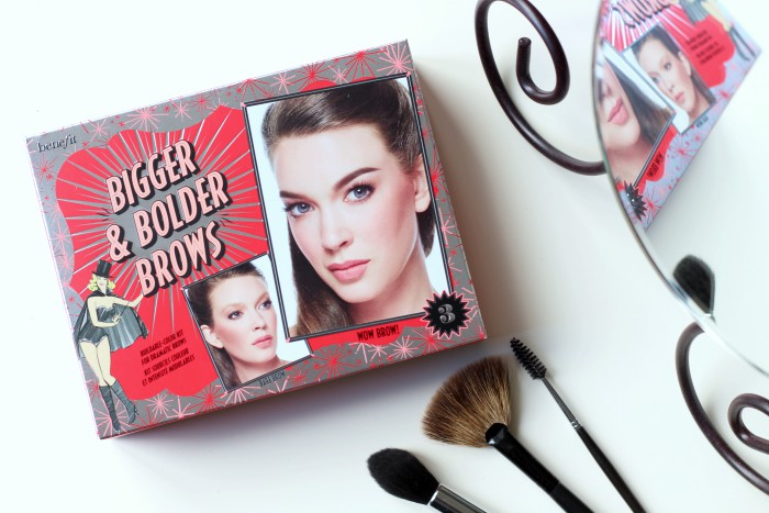 Benefit Bigger & Bolder Brows | Review