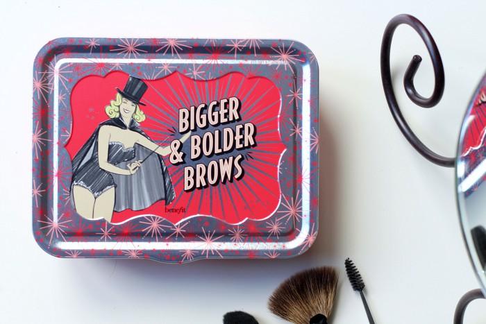 Bigger & Bolder Brows Kit by Benefit #18