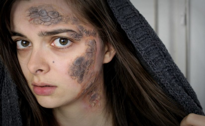 Greyscale | Game of Thrones | Halloween Tutorial