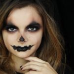 Jack-O'-Lantern | Easy Halloween Makeup Tutorial