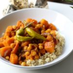 Spiced Pumpkin Stew | Vegan Recipe