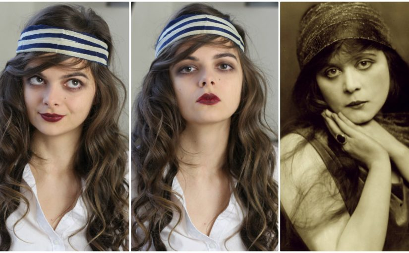 Theda Bara | Beauty Beacons