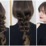 Boho Cheat Braid | Last Minute NYE Hairstyle