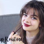 Winter No Foundation Makeup Routine