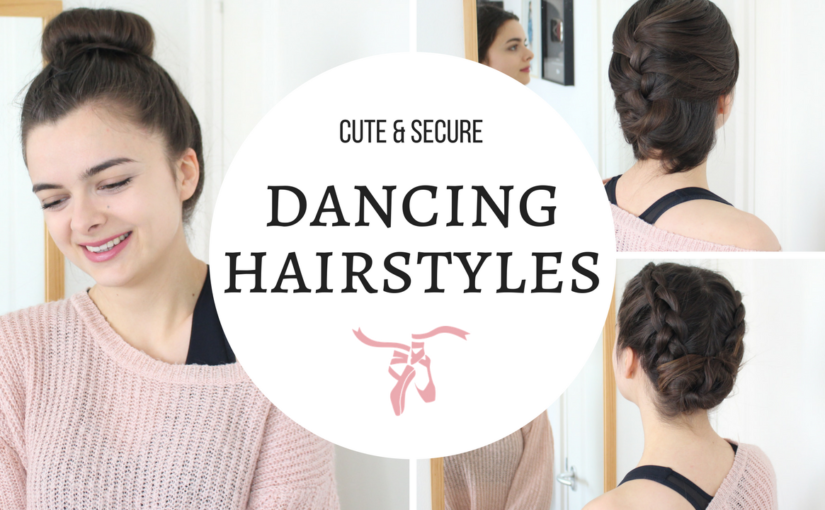Hairstyles For Dancing, Workout & Gym