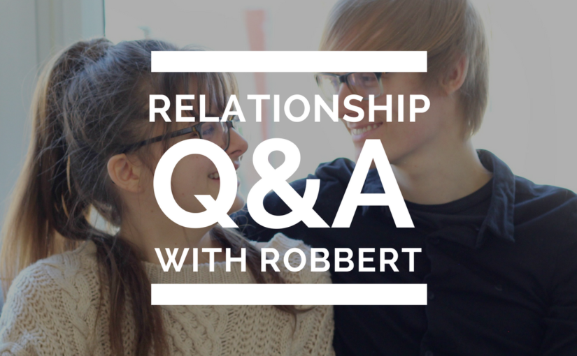 Relationship Q&A With Robbert | Tea Time